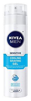 NIVEA MEN Sensitive Cooling Shaving Gel with Skin Guard