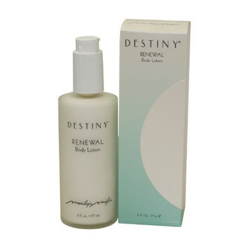 Destiny By Marilyn Miglin For Women. Lotion 6.0 Oz / 180 Ml.