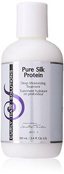 Curly Hair Solutions Travel Size Pure Silk Protein