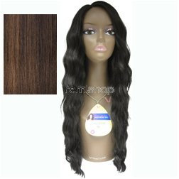 Vivica A Fox Yucera Synthetic Fiber Natural Baby Hair Lace Front Wig