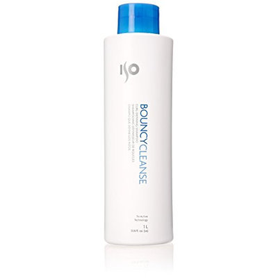 Iso Bouncy Cleanse Curl Defining Shampoo