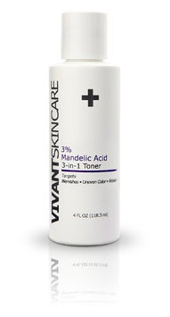 Vivant Skin Care Mandelic Acid 3-in-1 Toner