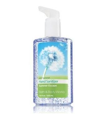 Bath & Body Works® Summer Escape Anti-Bacterial Hand Sanitizer
