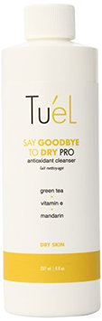 Tu'el Skincare Say Goodbye To Dry Cleanser