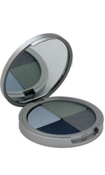 The Organic Face 100% All Natural Quad Eyeshadows - Perfect Storm