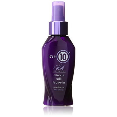 It's a 10 Miracle Silk Express Leave-In Conditioner