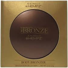 Hempz So Bronze Compact Body Bronzer