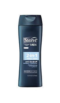 Suave Professionals Men 2-in-1 Shampoo + Conditioner