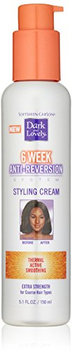 Dark and Lovely Anti-Reversion Styling Cream for Coarse Hair