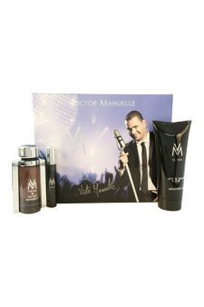 Victor Manuelle VM for Him 3 Piece Set