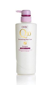 DHC Q10 Revitalizing Hair Care Shampoo 18.5 fl oz.