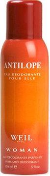 Weil Antilope Perfumed Deodorant Spray for Women