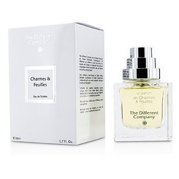 The Different Company Charmes and Feuilles Women's Eau de Toilette Spray