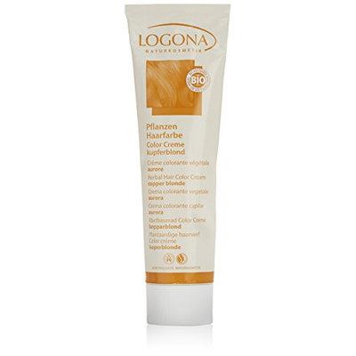 Logona Herbal Hair Color Cream Copper Blonde