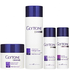 Glytone Normal to Dry Step 1 Kit (4 Pcs)