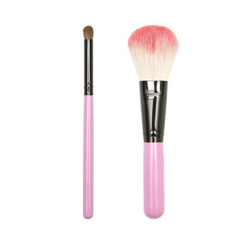 ON&OFF PINKLOVE BRUSH COLLECTION Precision Crease and Detailing Brush
