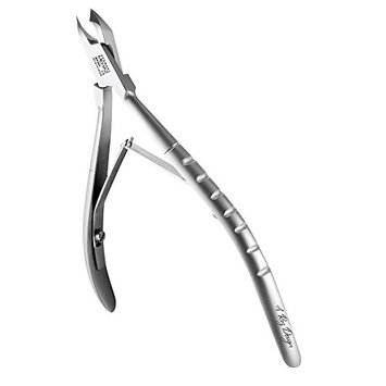 Mehaz Professional Cuticle Nipper and Pusher In One