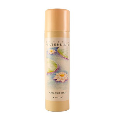 Alyssa Ashley English Waterlilys Body Mist Spray for Women