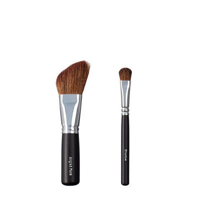 ON&OFF Angled Face and Shadow Makeup Brush