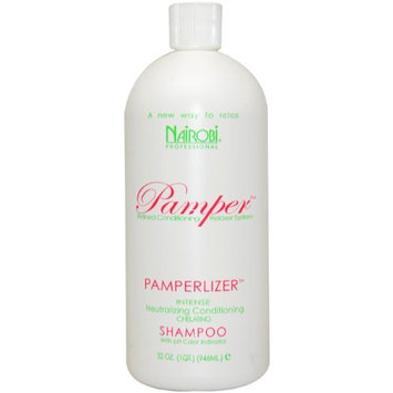 Nairobi Pamperlizer Conditioning Shampoo for Unisex