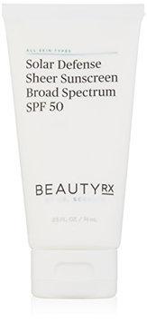 BeautyRx by Dr. Schultz Solar Defense Sheer SPF 50 Sunscreen