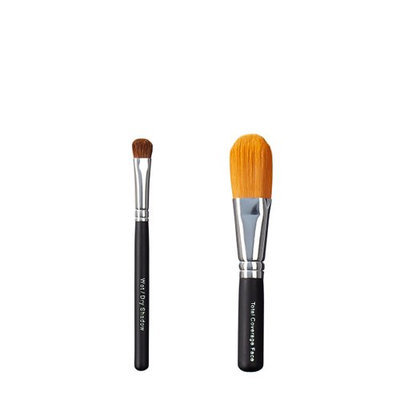 ON&OFF Wet/Dry Shadow and Total Coverage Face Makeup Brush
