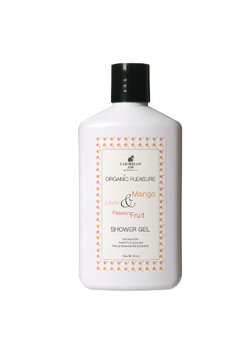 Caribbean Joe Organic Pleasure Shower Gel