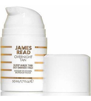 James Read Sleep Mask Tan Face Go Darker