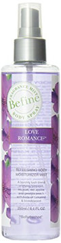 Befine Love Romance Refreshing Body Moisture Mist for Women