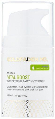 Goldfaden MD Vital Boost Grapefruit Oil