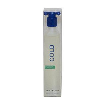 United Colors of Benetton Cold Eau De Toilette Spray for Men