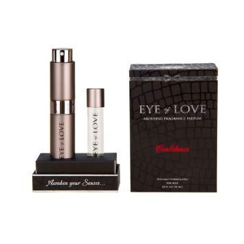Confidence By Eye of Love Pheromone Highest Concentration Cologne Parfum Spray to Attract Women