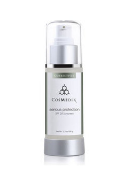 CosMedix Serious Protection Broad Spectrum SPF 28 Sunscreen