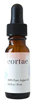 Cortae Cosmetics 100% Pure Moroccan Argan Oil ECOCERT Certified - 0.5 oz
