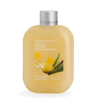 Fruits & Passion Fruity Vanilla Pineapple Large Foaming Bath Cream