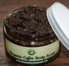 Momma's Best Homemade Organic Coffee Body Scrub