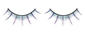 Baci Magic Colors Style No.533 Rhinestone Eyelashes
