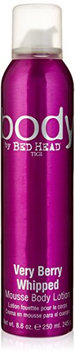 Tigi Bed Head Very Berry Whipped Mousse Body Lotion