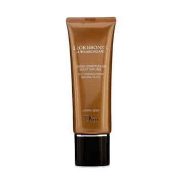 Christian Dior Bronze Self Tanner Natural Glow for Body