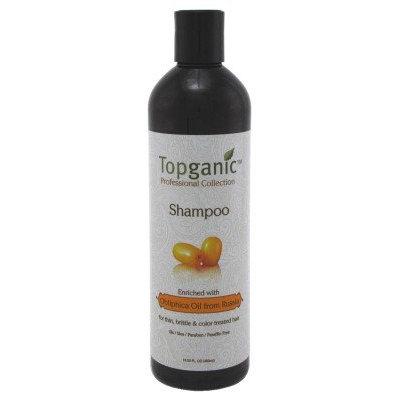 Topganic Shampoo with Obliphica Oil