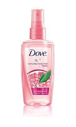 Dove Body Mist Revive Pomegranate & Lemon Verbena
