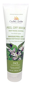Creation's Garden Peel Off Mask Deep Facial Cleanse for All Skin Types