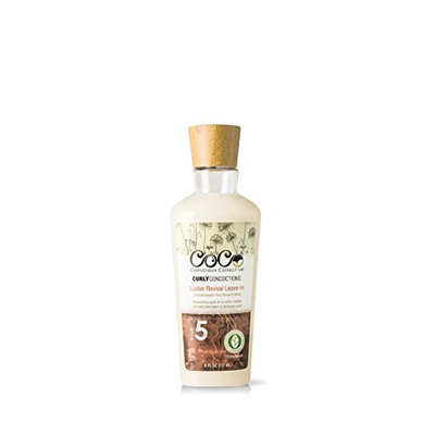 CoCo Conscious Collective Curly Concoctions Luster Revival Leave-in