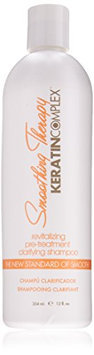Keratin Smoothing Therapy Revitalizing Pre-Treatment Clarifying Shampoo