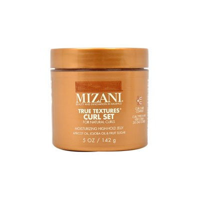 Mizani True Textures Curl Set Moisturizing High Hold Jelly Natural Curls for Unisex