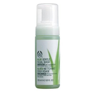 The Body Shop Aloe Vera Gentle Facial Wash