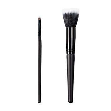 ON&OFF East Meets West Collection Small Detailer and Stipple Brush Set