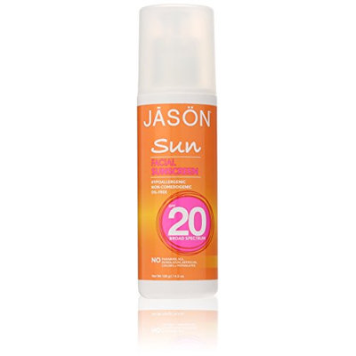 Jason Facial Pure Natural Sunscreen SPF 20