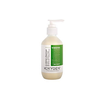 Oxygen Teen Crème Cleanser for Normal/Dry Skin