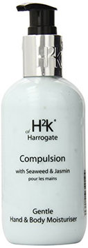 H2K Skincare Compulsion Hand and Body Moisturizer